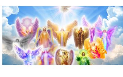 Archangel for Healing