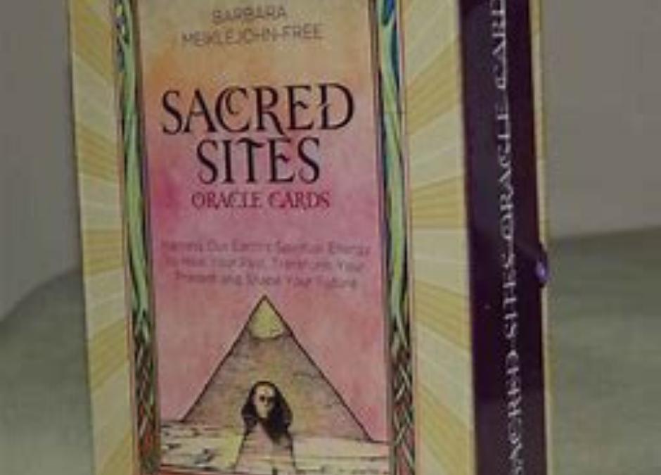 Sacred Sites Tarot Cards – Barbara Micklejohn Free and Flavia Kate Peters